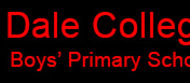 Dale College Boys' Primary School